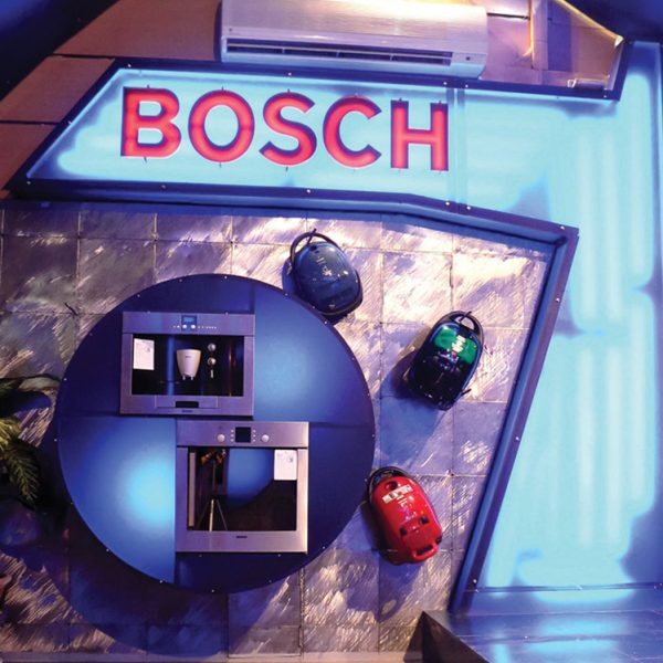 Bosch Showroom in Tehran